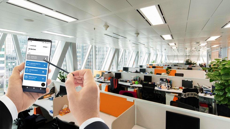 هوشمند سازی ادارات و سازمان ها